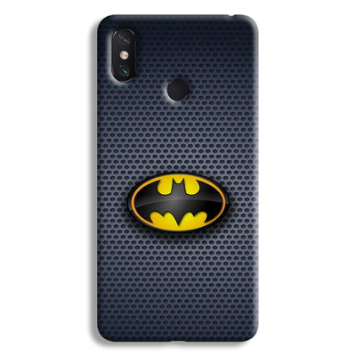 Batman Logo Mi Max 3 Case