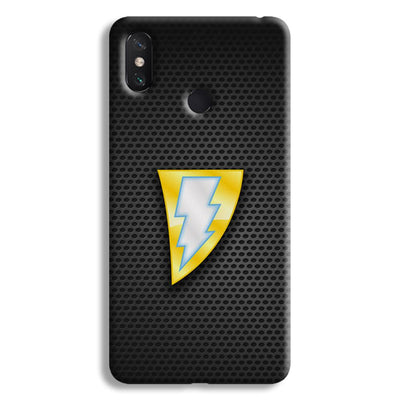 Black Adam Mi Max 3 Case
