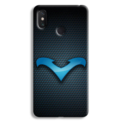 Nightwing Blue Mi Max 3 Case