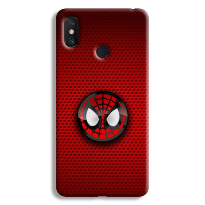 Spider Man Logo Mi Max 3 Case