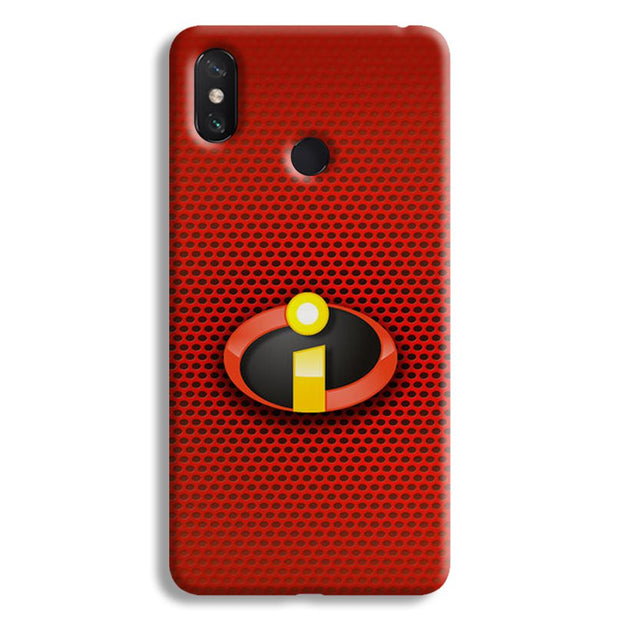 The Incredibles Mi Max 3 Case