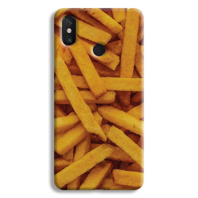 French Fries Mi Max 3 Case