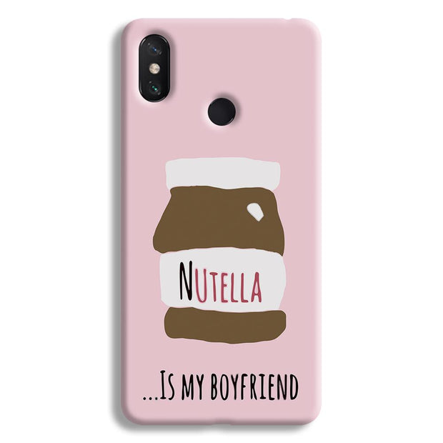 Nutella Mi Max 3 Case