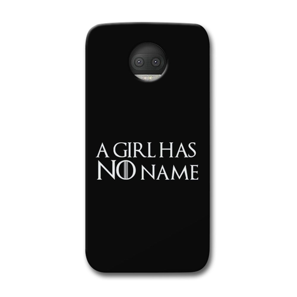 A Girl Has No Name Moto G5s Plus Case