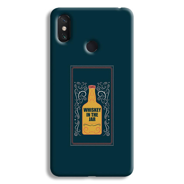 Whiskey In The Jar   Mi Max 3 Case