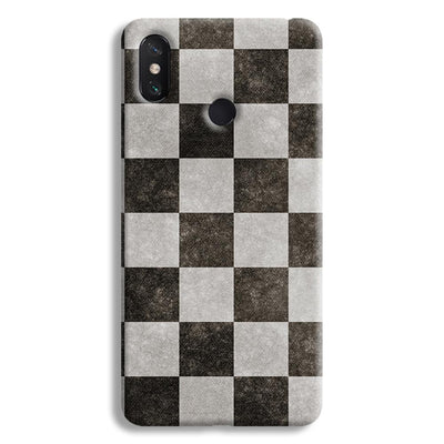 Checkered  Mi Max 3 Case