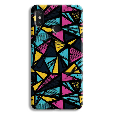 Abstract Mi Max 3 Case