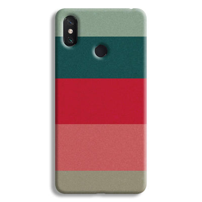Colored Strips Mi Max 3 Case