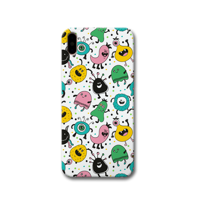 The Monsters Apple iPhone X Case