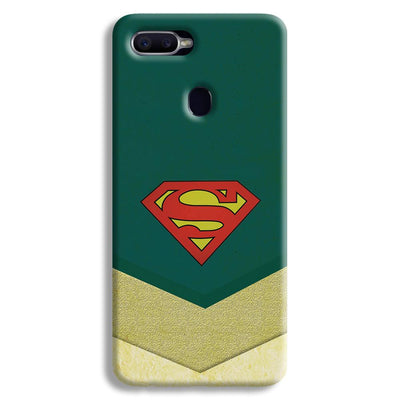 Super Girl Oppo F9 Case
