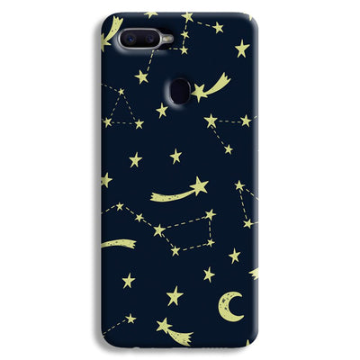 Constellation Oppo F9 Case