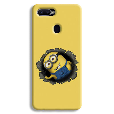 Laughing Minion Oppo F9 Case