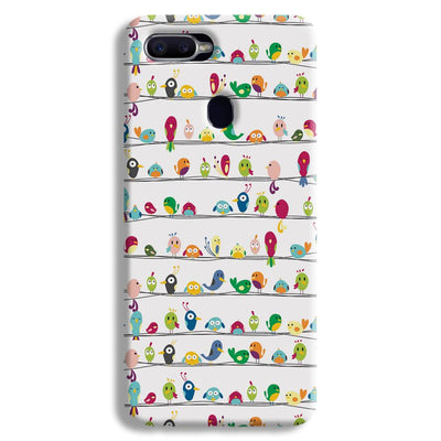 Birdies Oppo F9 Case