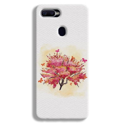 Butterfly Bush Oppo F9 Case