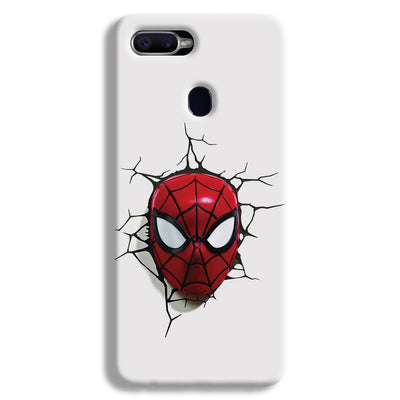 Spider Man Oppo F9 Case