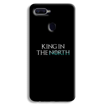 King in The NORTH Oppo F9 Case