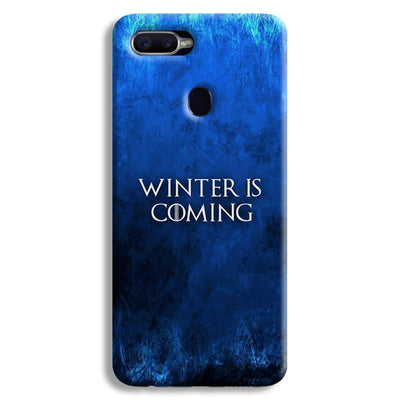 Winter is Coming Oppo F9 Case