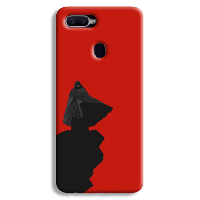 Brooding Jedi Oppo F9 Case