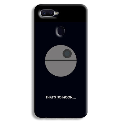 That's No Moon Oppo F9 Case