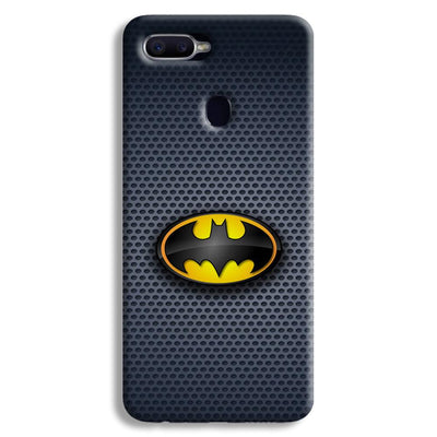 Batman Logo Oppo F9 Case