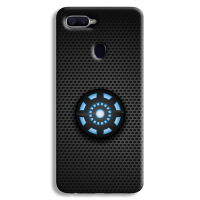 Captain America Shield Oppo F9 Case