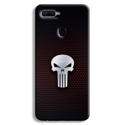 Punisher Oppo F9 Case