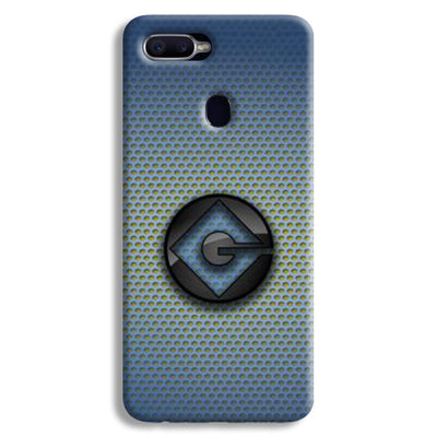 Gru Minion Oppo F9 Case