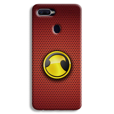 Red Robin Oppo F9 Case