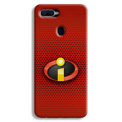 The Incredibles Oppo F9 Case