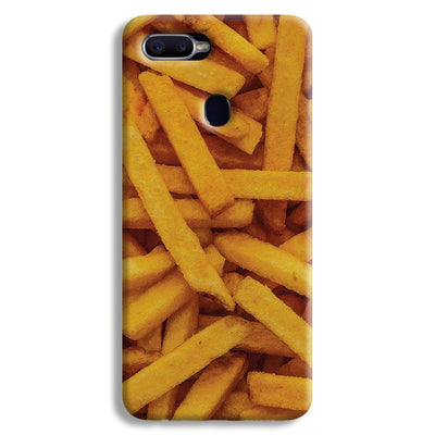 French Fries Oppo F9 Case