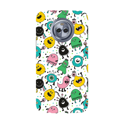 The Monsters Moto X4 Case