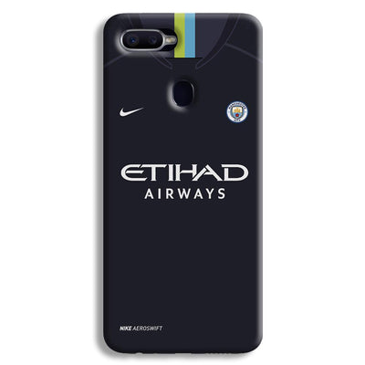 Manchester City Oppo F9 Case