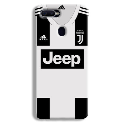Juventus Home Oppo F9 Case