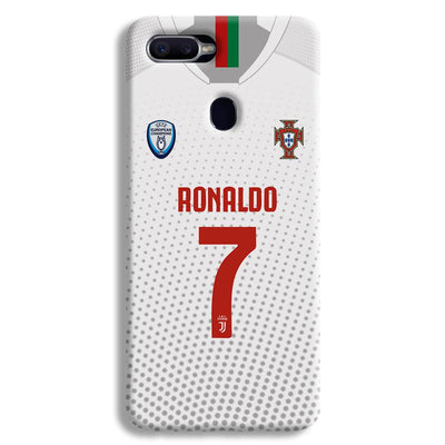 Portugal Away Oppo F9 Case