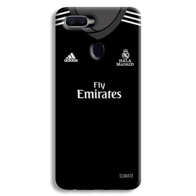 Real Madrid Away Oppo F9 Case