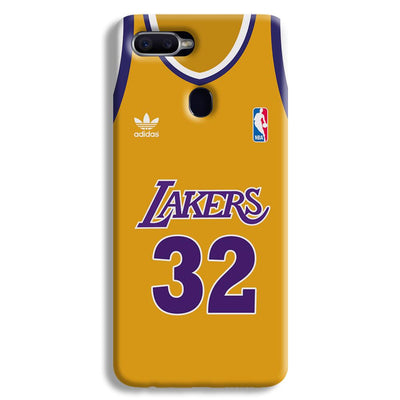 Lakers Oppo F9 Case