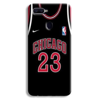 Chicago Oppo F9 Case