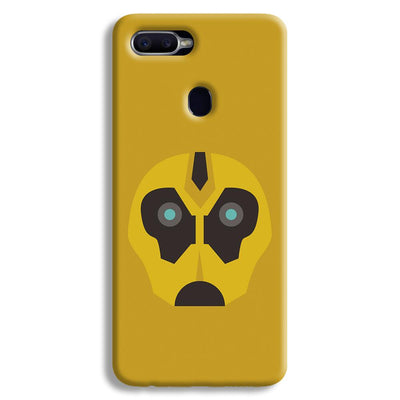 Bumblebee Oppo F9 Case