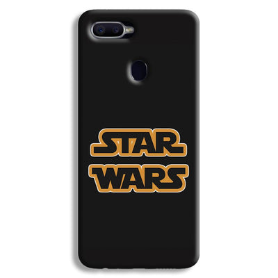 Star Wars Oppo F9 Case