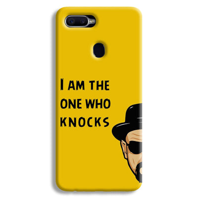 I Am The One Who Knocks Oppo F9 Case