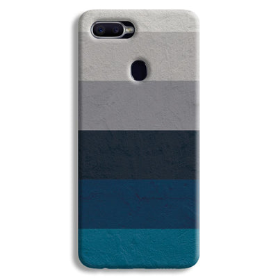 Greece Hues Oppo F9 Case