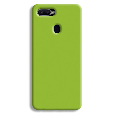 Sap Green Oppo F9 Case