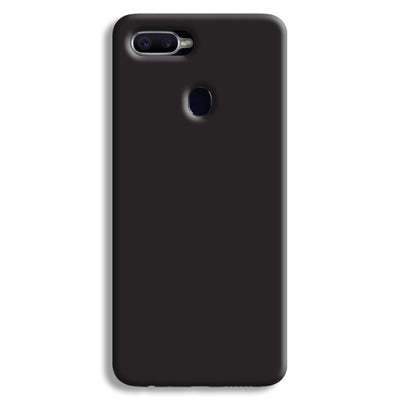 Dark Grey Oppo F9 Case