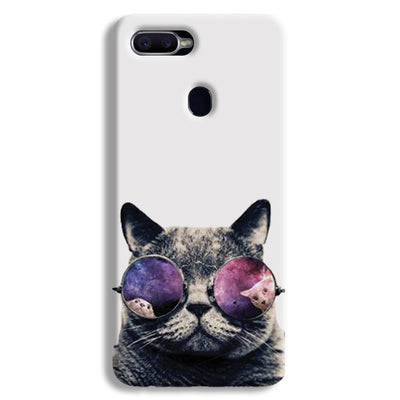 Cool Cat Oppo F9 Case