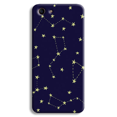 Constellation Blue Oppo A1 Case