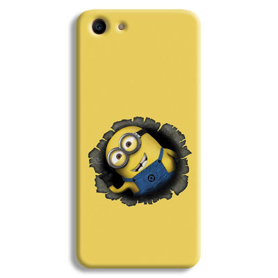 Laughing Minion Oppo A1 Case