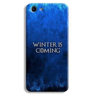 Winter is Coming Oppo A1 Case