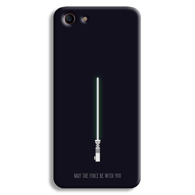 Starwars-lightsaber-Green Oppo A1 Case