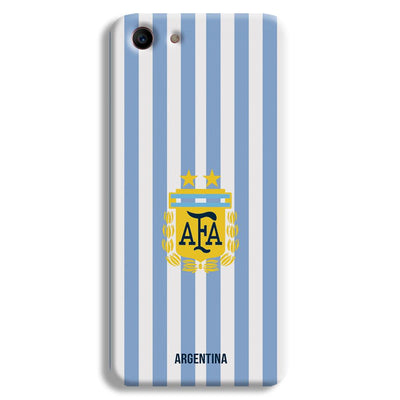 Argentina Oppo A1 Case
