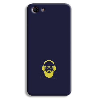 Bearded Man Oppo A1 Case